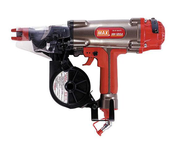 Max HN120 concrete nailer 22-65 mm