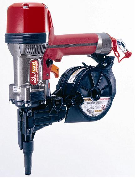 Max HN25C concrete nailer 15-25 mm